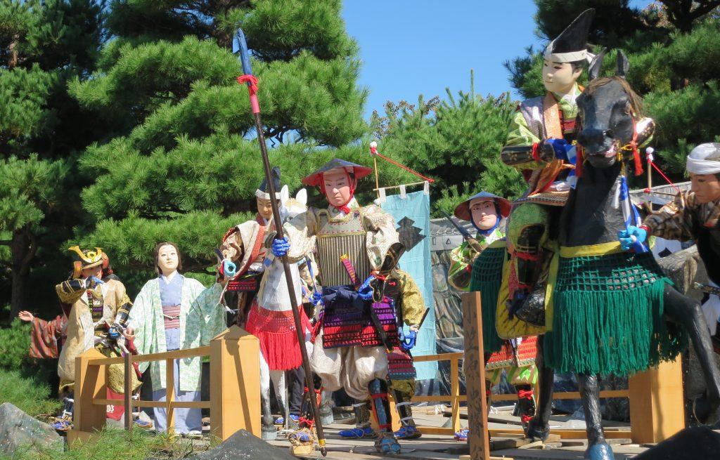 Matsumoto Castle Historic Display