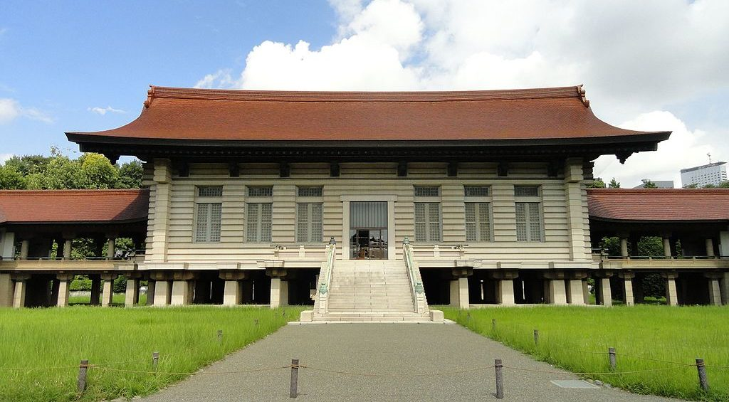 Meiji Shrine Treasure House