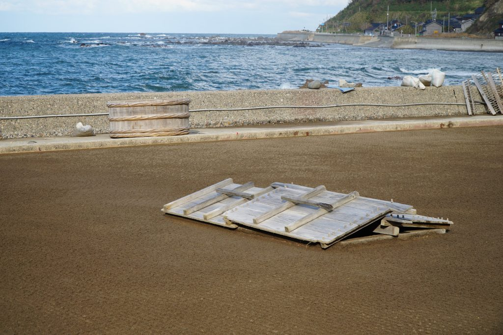 Okunoto, Suzu Sea Salt Village, Noto Peninsula