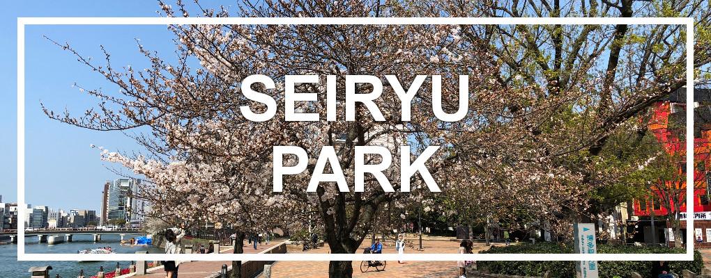 Seiryu Park, Fukuoka