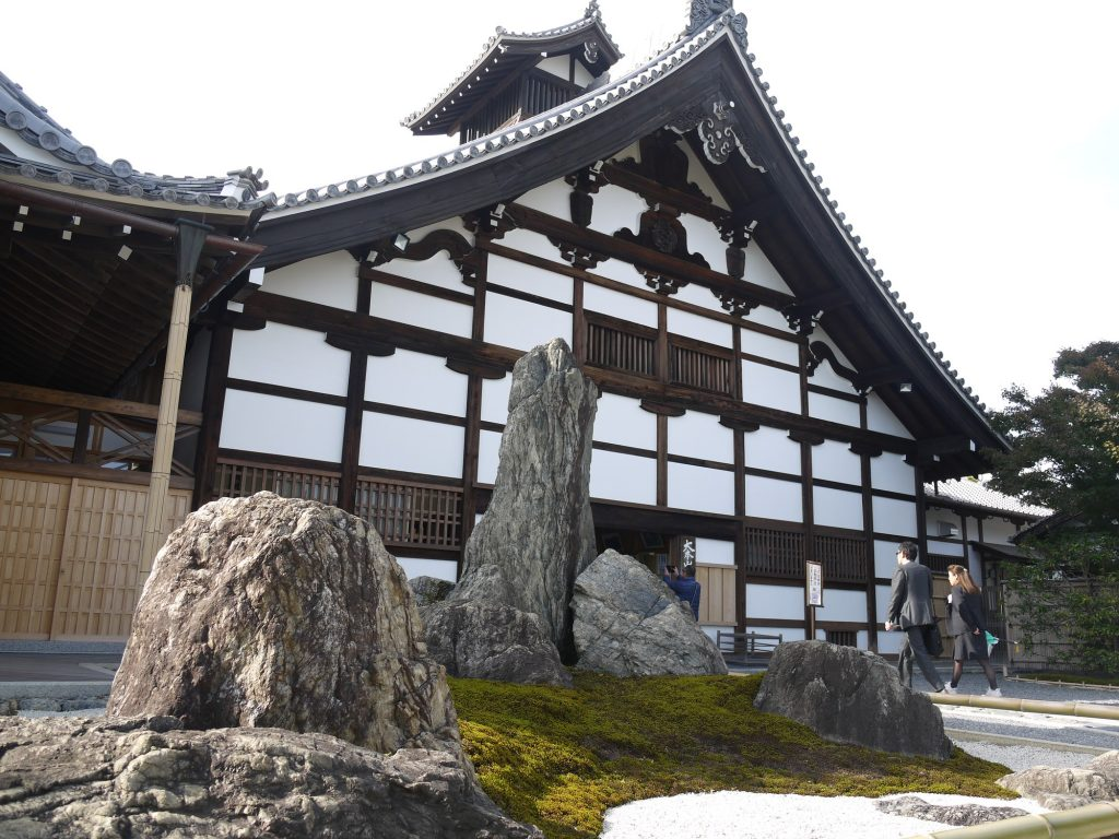 Tenryu-ji temple. Credit:  nichols-villa. Licensed under CC.