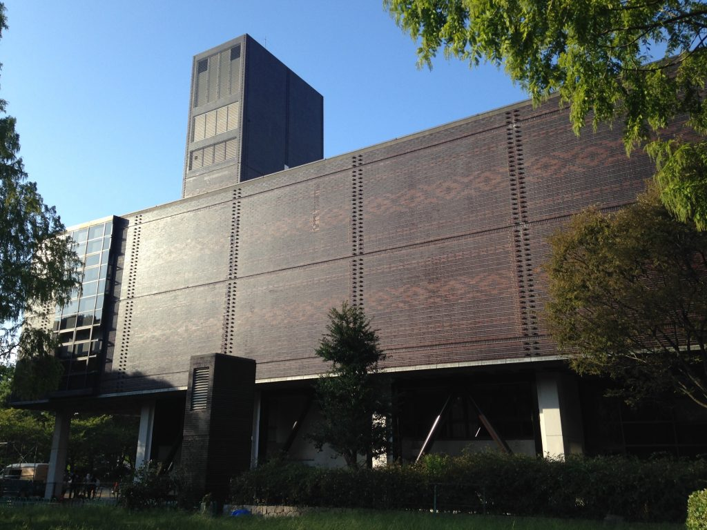 Fukuoka Prefectural Museum of Art. Licensed under CC. Credit: そらみみ, wikimedia.org