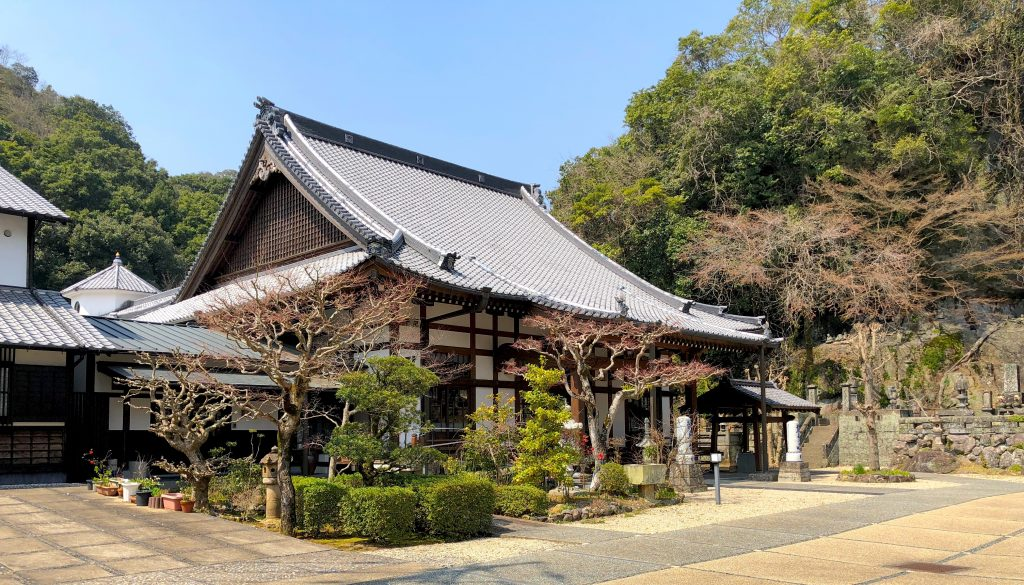 Hoonji temple, Arita