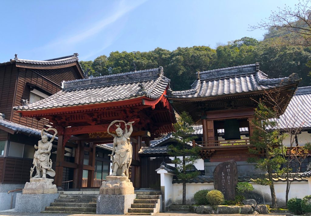 Keiunji Temple, Arita