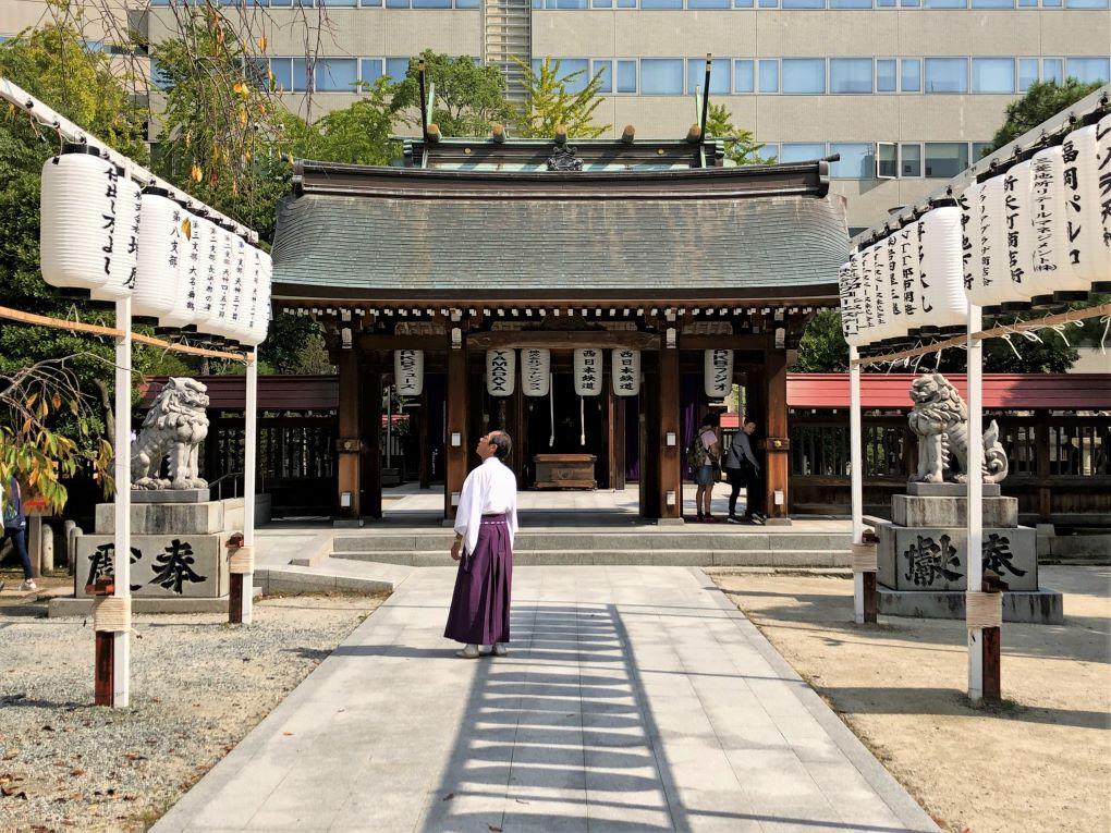 Kego Shrine, Fukuoka. © touristinjapan.com