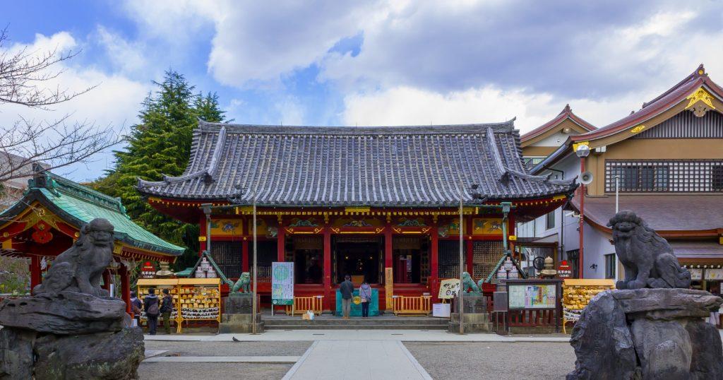 Asakus Shrine