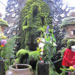 Moss covered Buddha at Hozenji