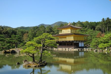 Kinkaku-ji, Golden Pavilion Temple