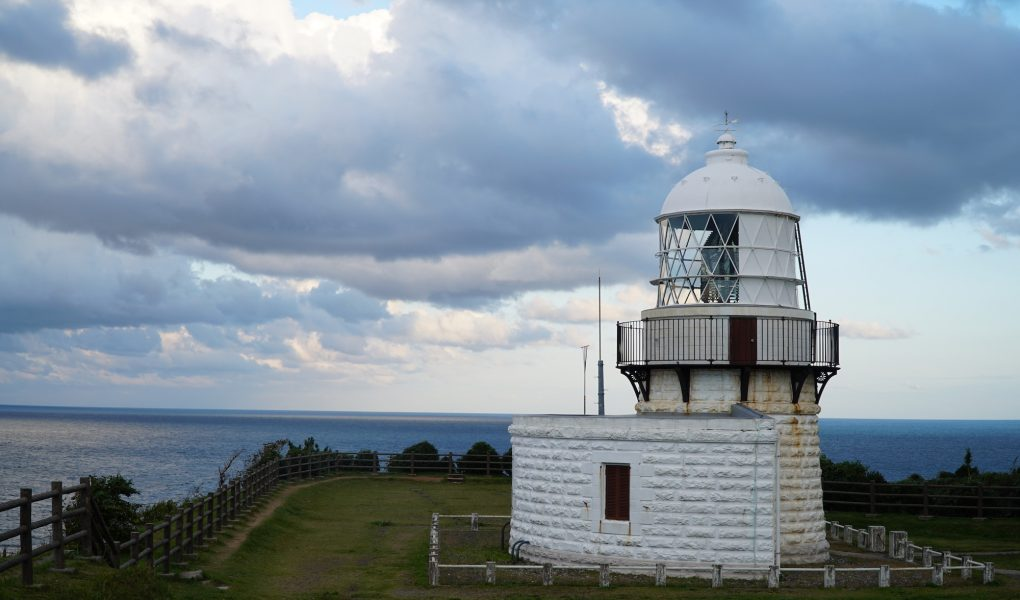 Rokkozaki Lighthouse (Noto peninsula)