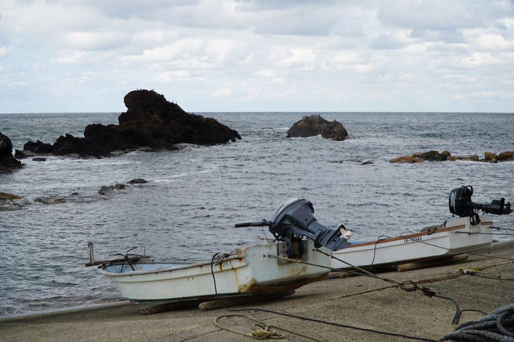 Sosogi Coast, Noto Peninsula