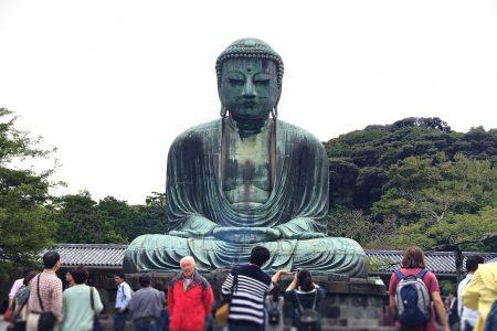Kamakura Daibutsu, Great Buddha Statue
