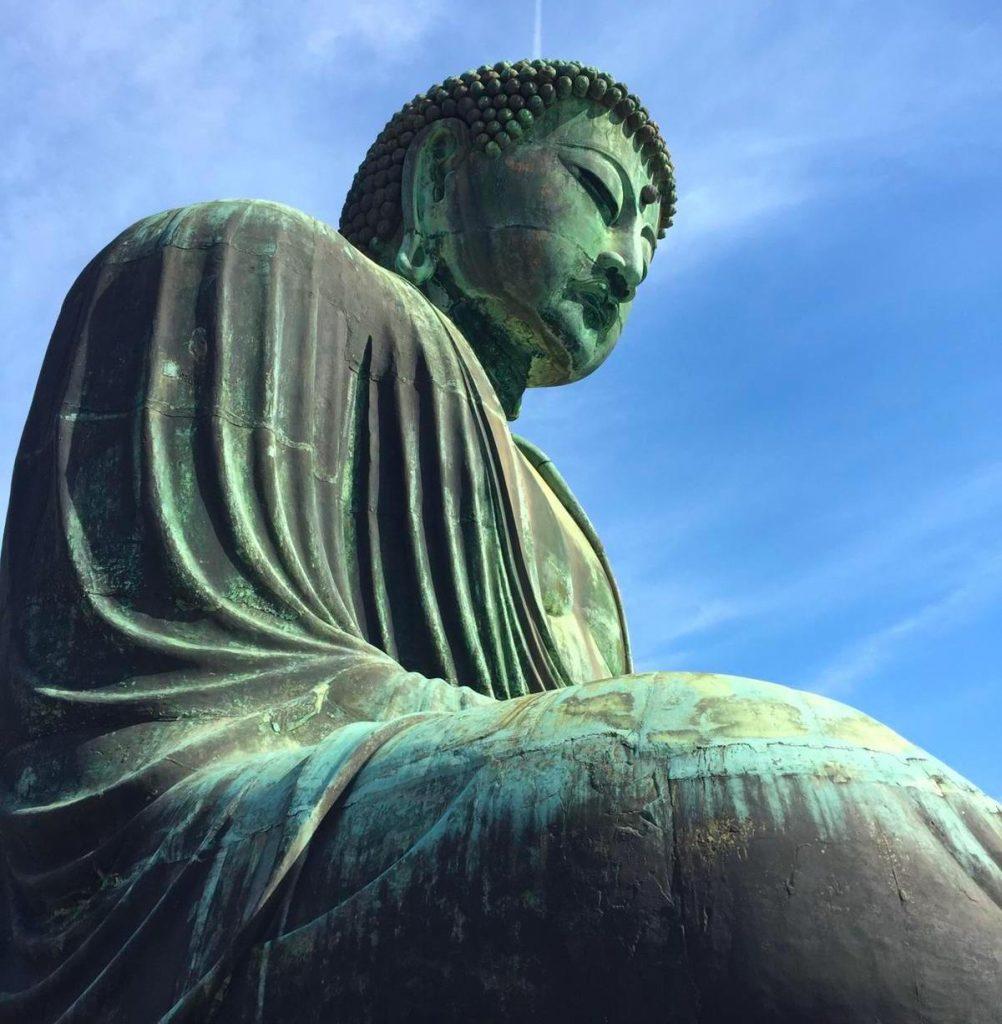 Kamakura Daibutsu - The Great Buddha statue of Kamakura