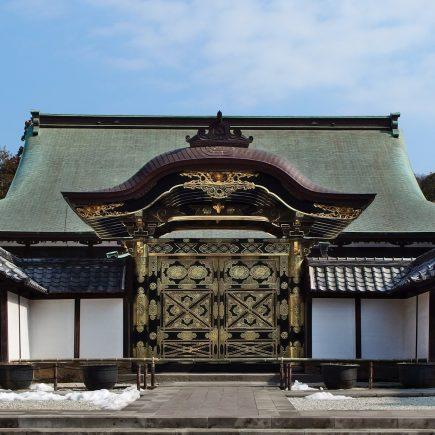 Kenchoji temple. Credit: Guilhem Vellut, licensed under CC.