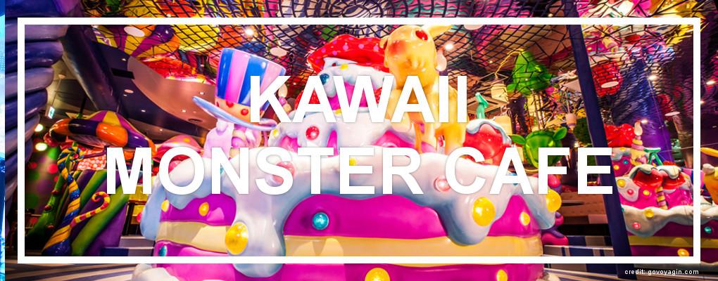 Kawaii Monster Cafe. Photo from govoyagin.com