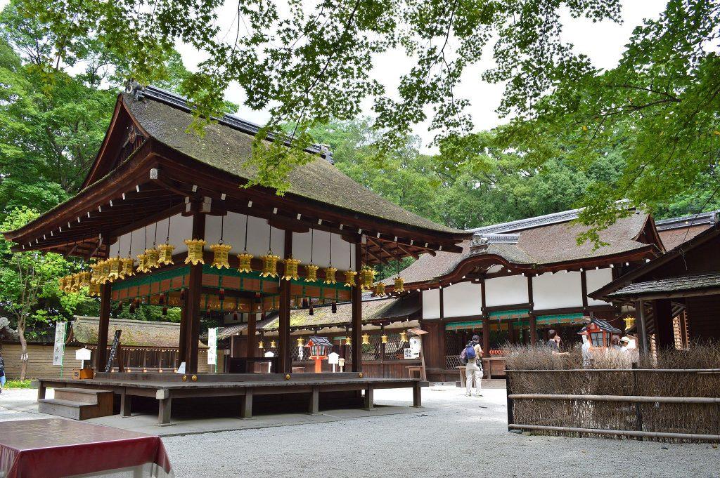 Kawai Jinja. Credit: Saigen Jiro. Public Domain.