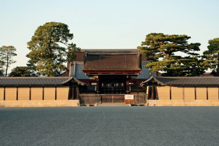 Kyoto Imperial Palace. Credit: Davide Gorla. Licensed under CC.