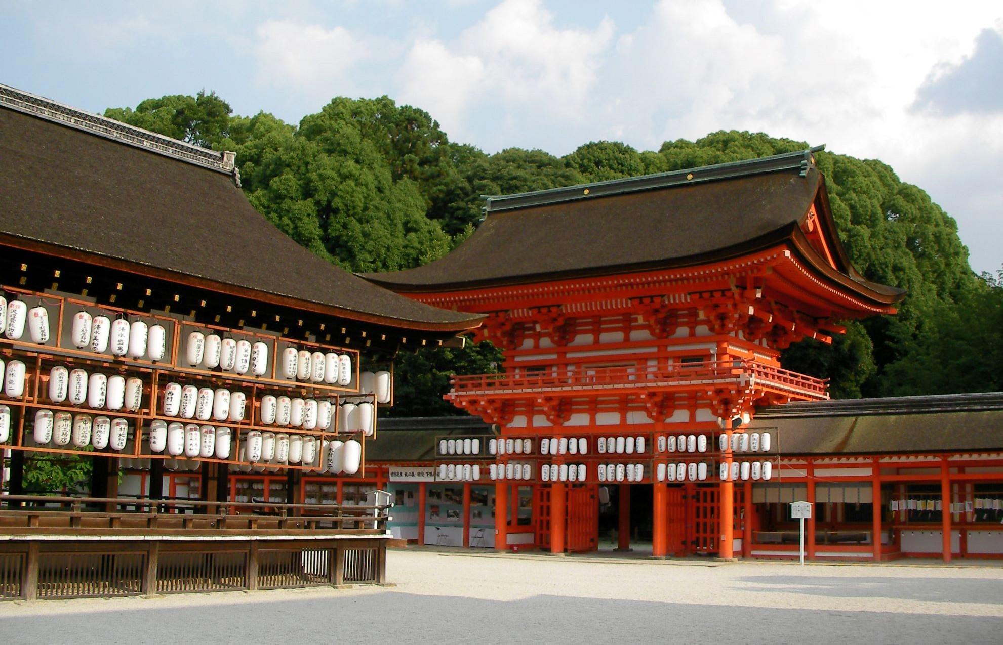Shimogamo-jinja. Credit: Mikel Lizarralde. Licensed under CC BY-SA 2.0.