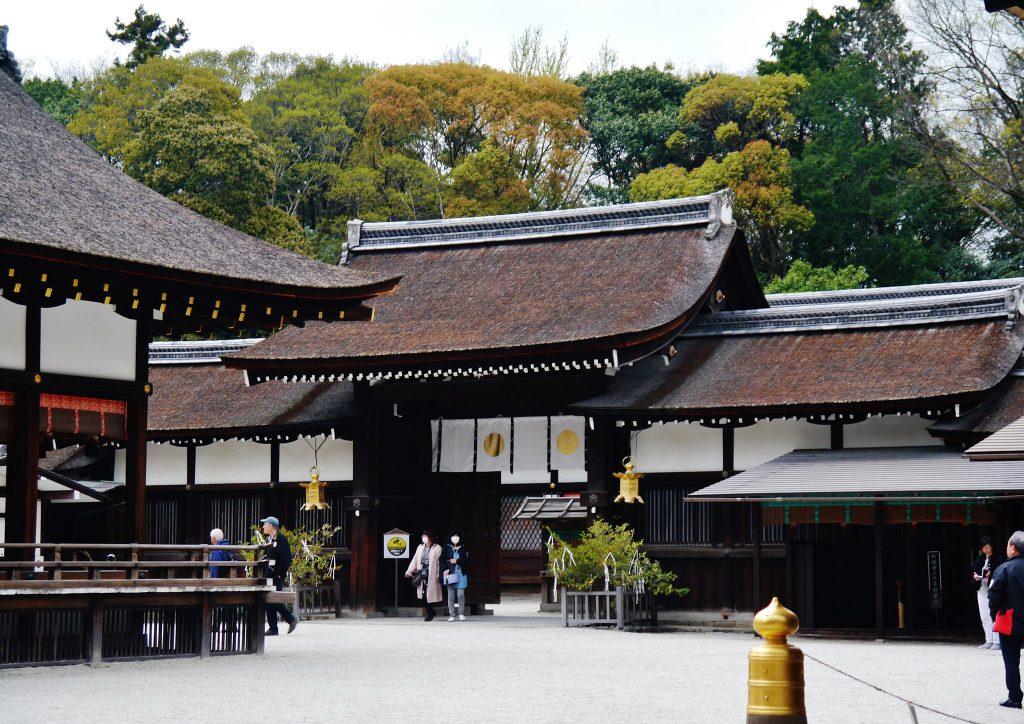 Shimogamo Inner Gate. Credit: Zairon. Licsender under CC BY-SA 4.0.
