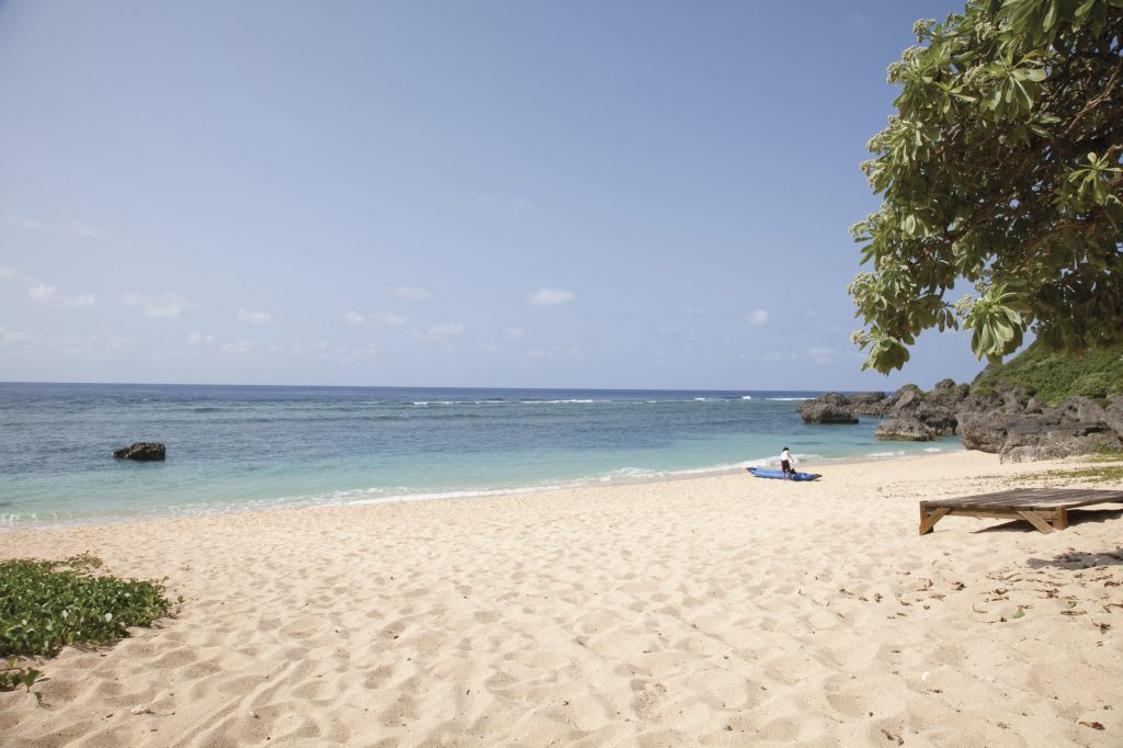 Boraga Beach. © OCVB.