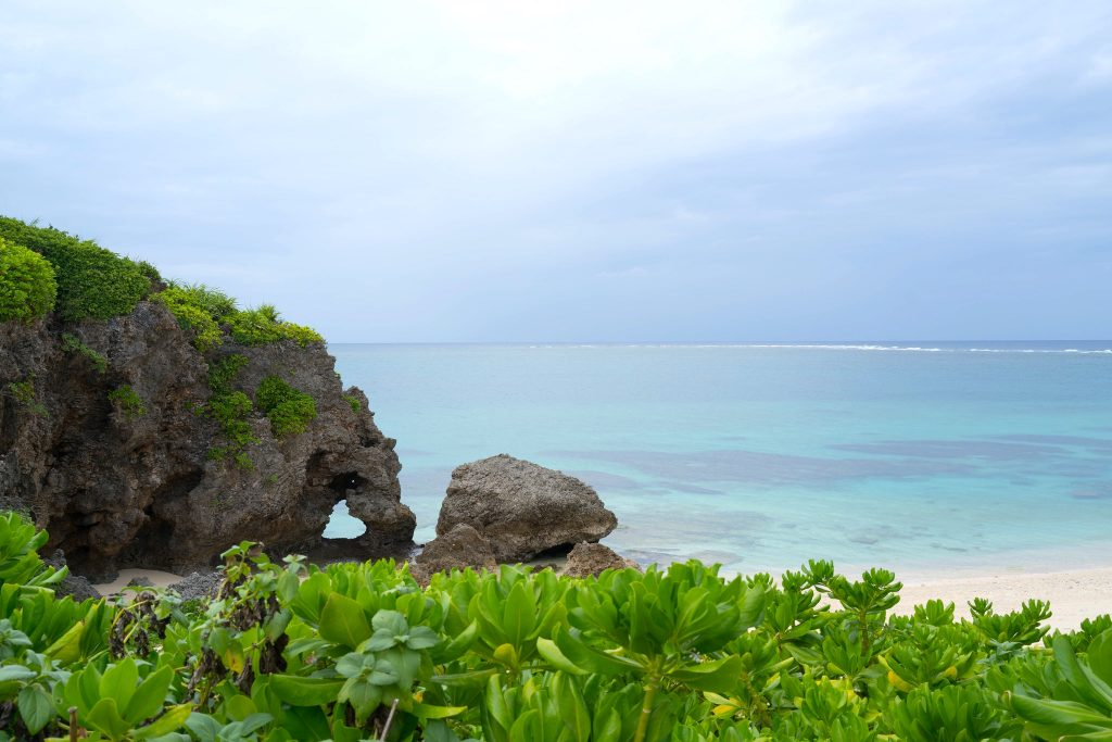 Heart Rock, Ikema Island, Miyako. Credit: Kuruman. Licensed under CC BY 2.0.