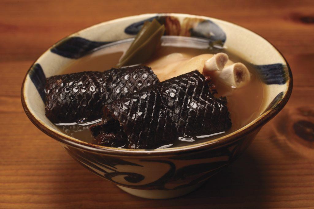 Irabu Snake Soup. ©OCVB