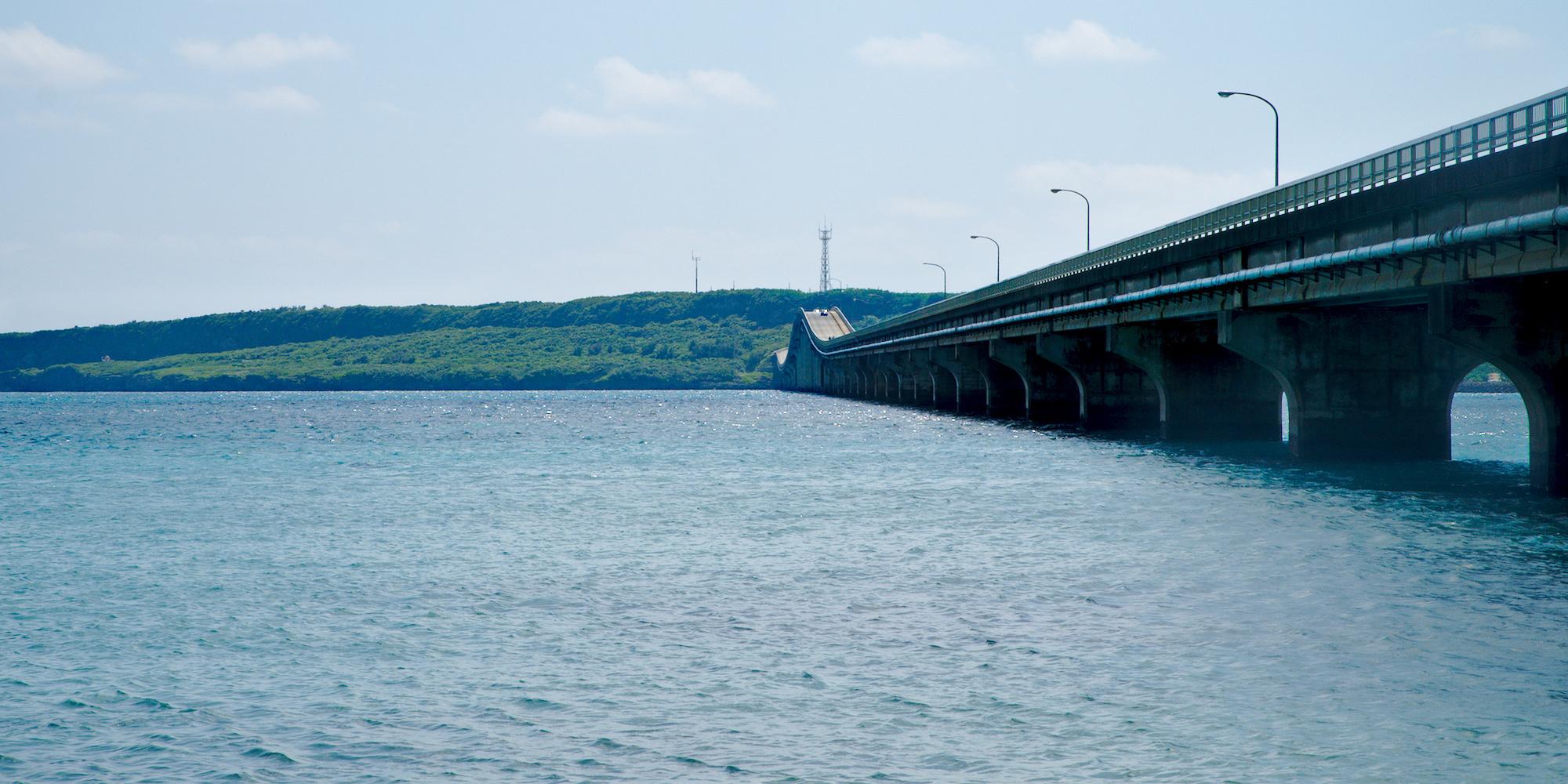 Kurima Ohashi Bridge.  © touristinjapan.com