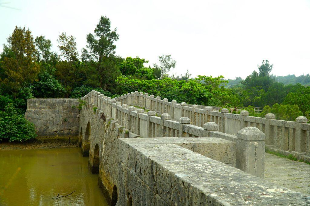 Shimajiri Mangrove Forest, bridge. © touristinjapan.com