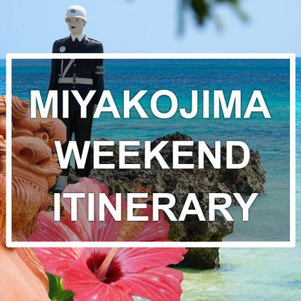 Miyakojima weekend itinerary. © touristinjapan.com