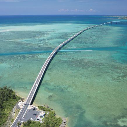 Irabu Bridge. © OCVB.