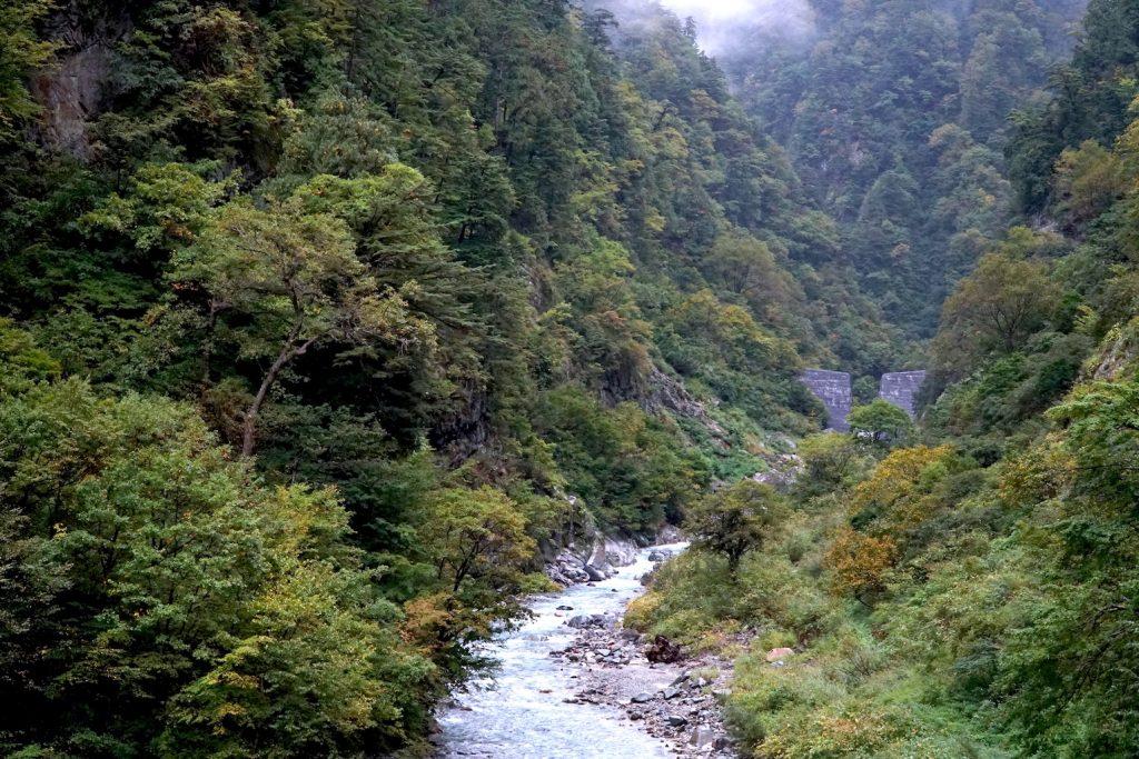 Kurobe Gorge. © touristinajapan.com