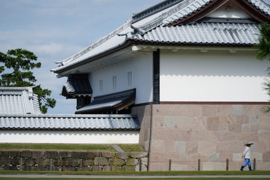 Kanazawa Castle Park. © touristinajapan.com