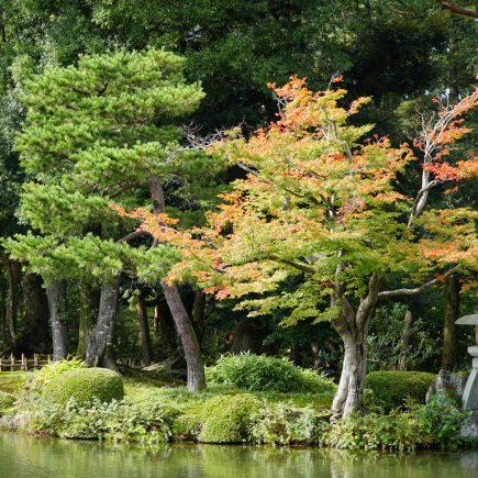 Kenroku-en Garden, Kanazawa. © touristinajapan.com