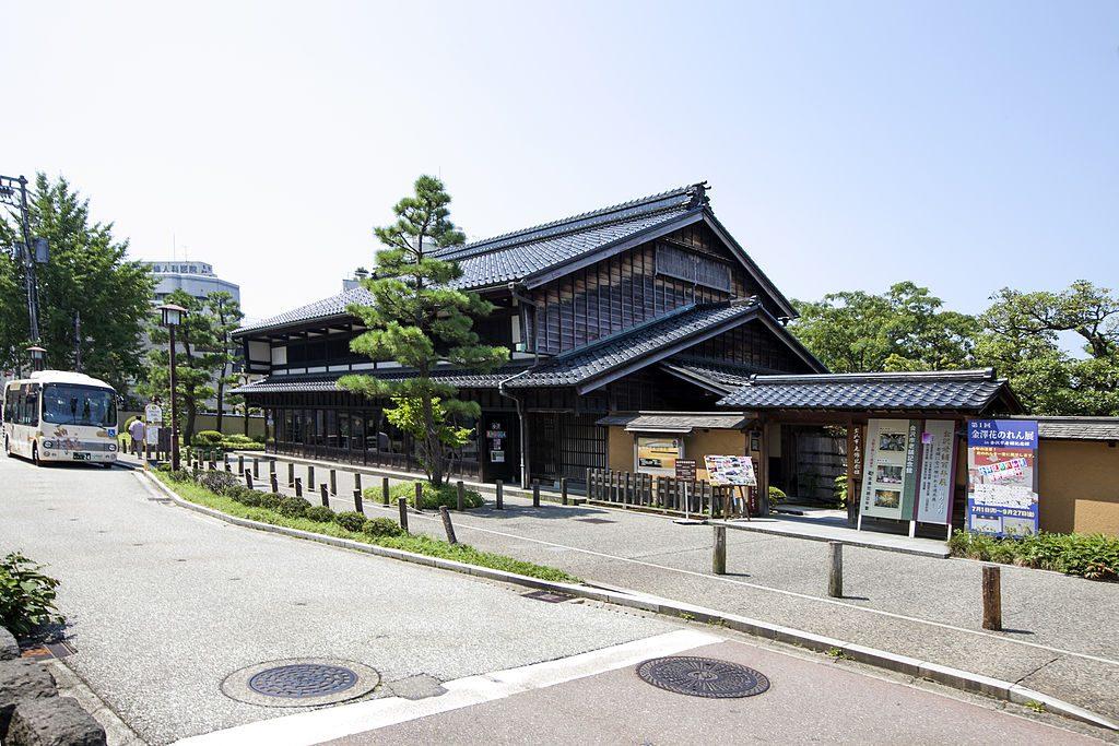 Shinise Kinenkan Museum, Kanazawa. Photo by 金沢市. CC BY 2.1 JP.