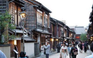 Higashi Chaya District, Kanazawa. © touristinjapan.com