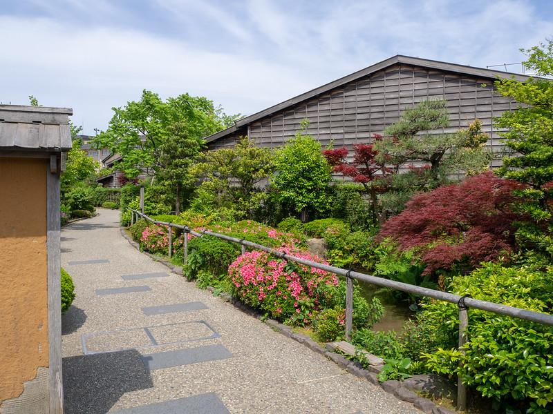 Ashigaru Shiryokan Museum, Kanazawa. Photo by ddmacgre. CC BY 2.0.