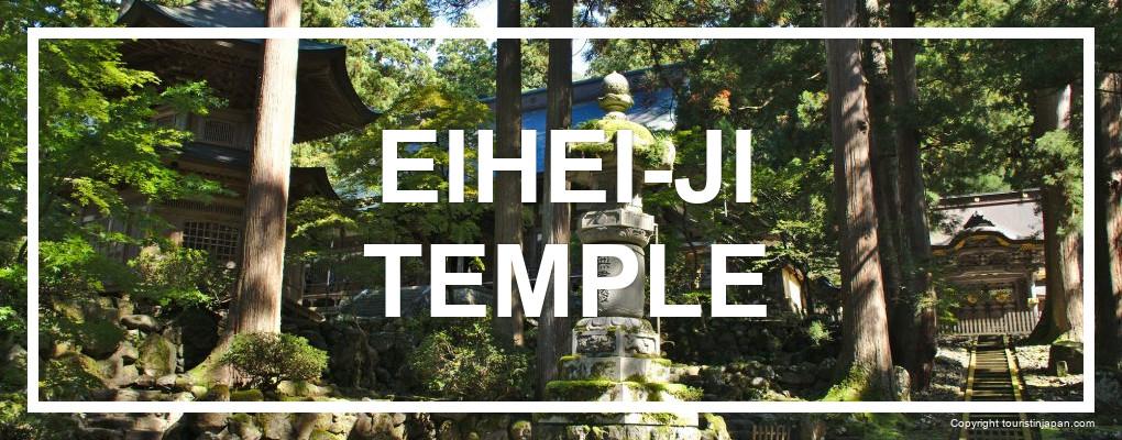 Eihei-ji temple itinerary details. © touristinjapan.com