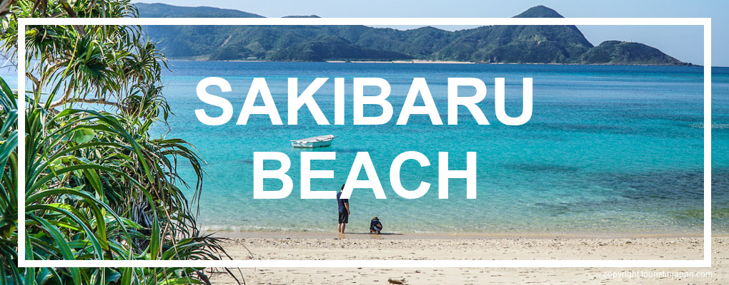 Sakibaru Beach, Amami Island © touristinjapan.com