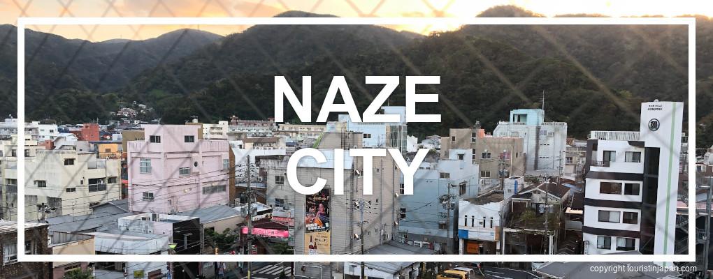 Naze, Amami Island © touristinjapan.com