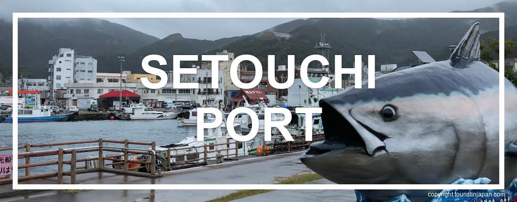 Setouchi Port, Amami Island © touristinjapan.com