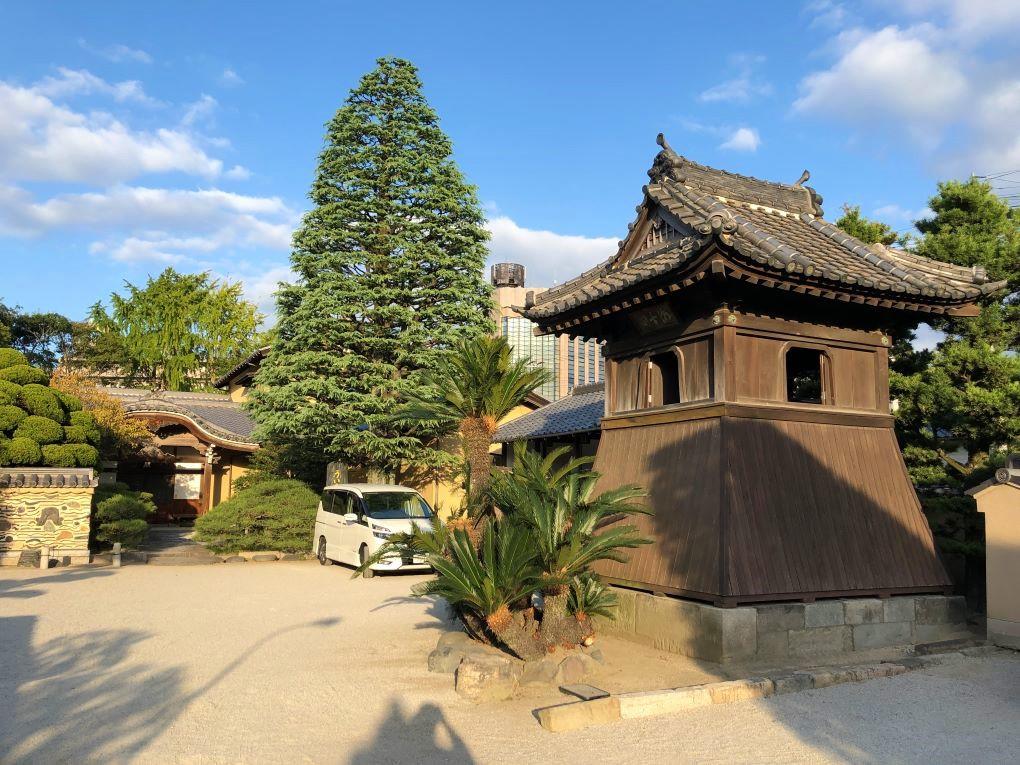 Myorakuji Temple, Hakata Old Town, Fukuoka. © touristinjapan.com