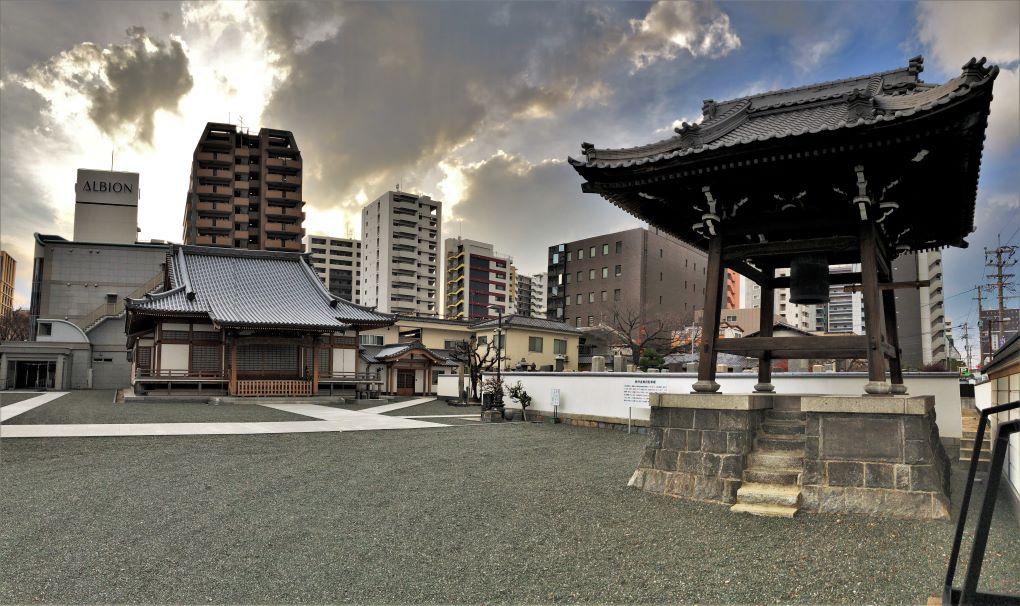 Zendoji Temple, Hakata Old Town, Fukuoka. © touristinjapan.com