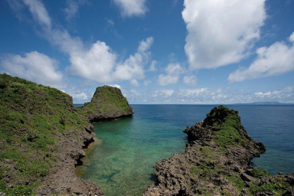 Cape Maeda, Okinawa. ©OCVB