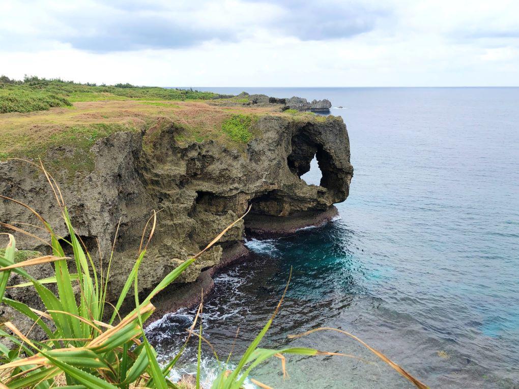 Cape Manzamo, Okinawa. © touristinjapan.com