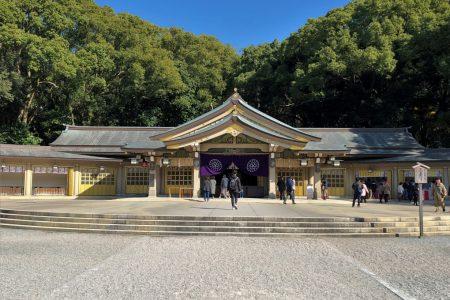 Gokoku Shrine, Fukuoka. © touristinjapan.com
