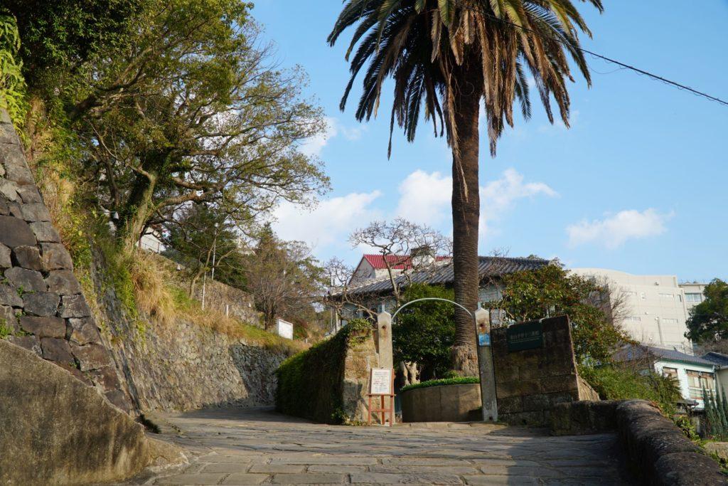 Dutch Slope, Nagasaki. © touristinjapan.com