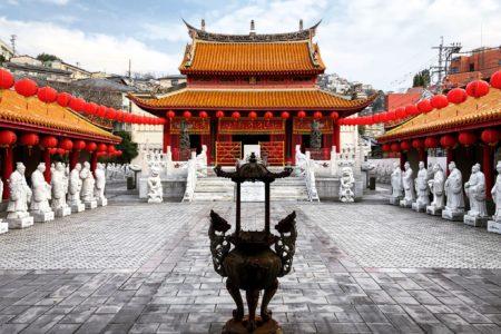 Kōshi-byō, Nagasaki Confucius Shrine. © touristinjapan.com