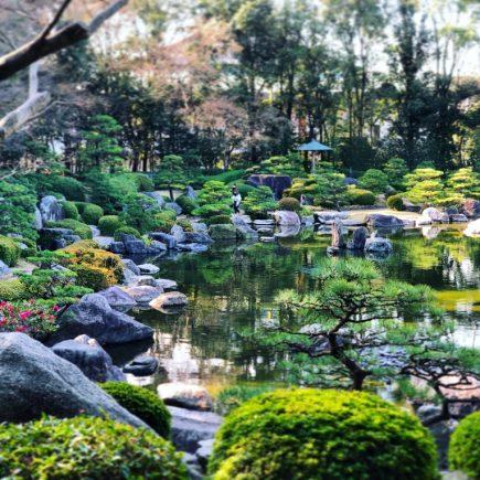 Ohori Park Japanese Garden, Fukuoka. © touristinjapan.com