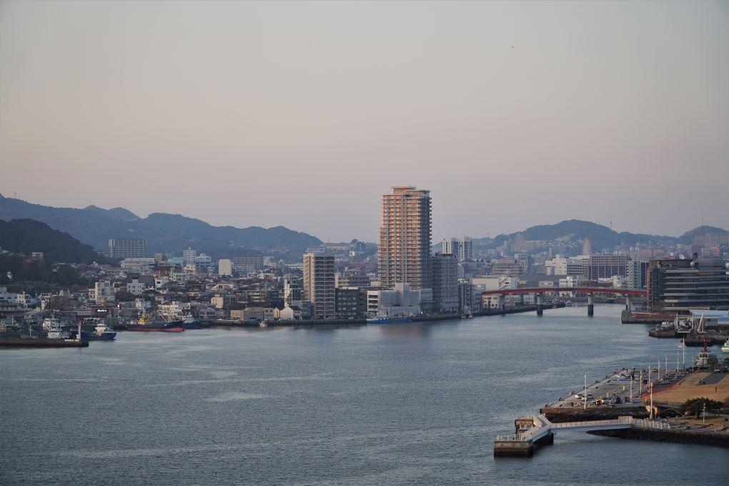 View of Nagasaki from Glover Garden, Nagasaki. © touristinjapan.com