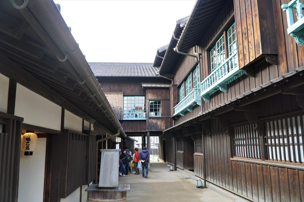 Dejima, Nagasaki. © touristinjapan.com