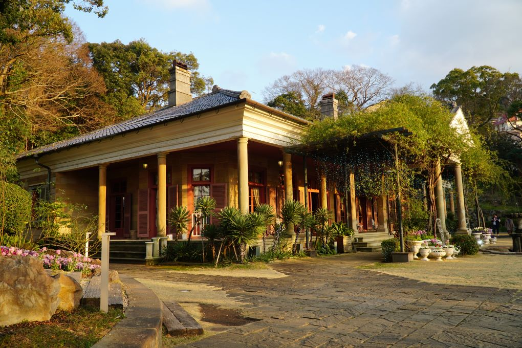 Glover Garden Alt House, Nagasaki. © touristinjapan.com